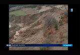 Il y a 20 ans un glissement de terrain recouvrait le village de la Salle-en-Beaumont en Isère
