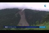 Séchilienne : éboulements prévisibles suite aux fortes pluies de cette semaine en Isère