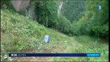 A Vaujany, en Isère, des chercheurs étudient les chutes de blocs