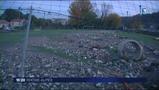 Le Teil (Ardèche) - les dégâts après la crue du Frayol #1