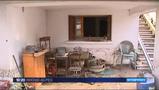 Le Teil (Ardèche) -  les dégâts après la crue du Frayol #2