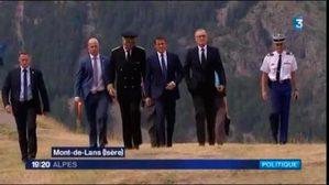 Tunnel du Chambon : Manuel Valls promet une importante participation financière de l'Etat