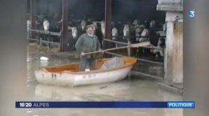 Lutte contre les inondations de la plaine du Bouchage: et si la M�tropole de Lyon payait!