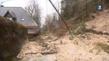 Une sexagénaire décède dans une coulée de boue à Claix, en Isère : une centaine de personnes évacuée