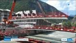Un nouveau pont sur l'Isère pour éviter les inondations à Moûtiers, en Savoie