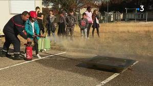 Prévention des risques. La plate-forme chimique de Pont-de-Claix près de Grenoble ouvre ses portes aux écoliers