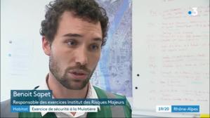 reportage de France 3 alpes