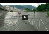 Crue décennale de l'Isère (1)