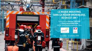 Le risque industriel dans la région grenobloise, où en est-on ? Conférence de Corinne Thievent et Claire Marie N'Guessan (DREAL Unité départementale de l'Isère)