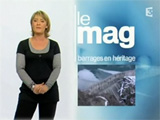 Le Mag de France 3 Rh�ne-Alpes : barrages en h�ritage